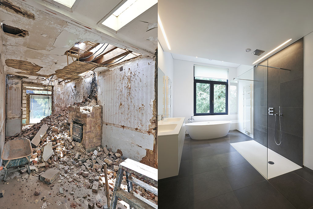 Kitchen Or Bathroom Renovation In Haywards Heath